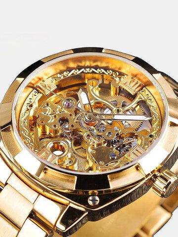 Luminous Mechanical Watch