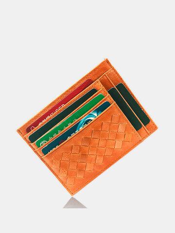 RFID Antimagnetic 12 Card Slots Wallet