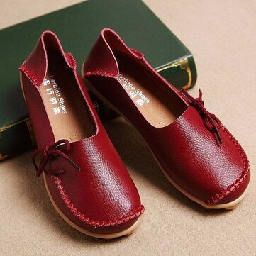 Soft Sole Comfortable Flat Loafers