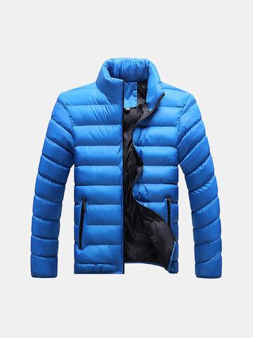 पुरुषों के लिए मोटा पैड जैकेट