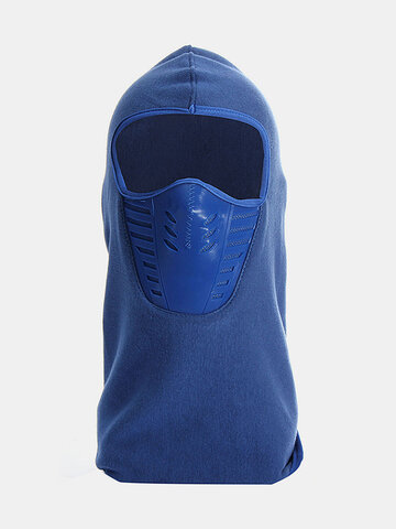 Full Face Mask Thermal Fleece Balaclava Neck Cover Hat