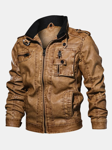 Casual Moto Leather Jackets