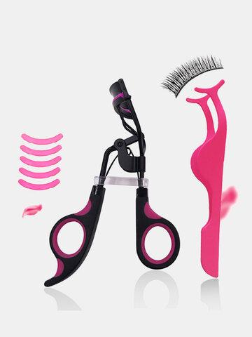 7 Pcs Eyelash Curler Set