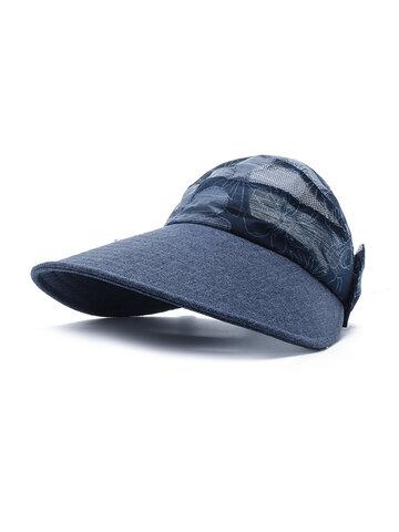 Sport Anti-UV Foldable Baseball Cap