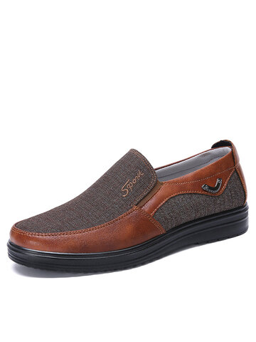 Men Old Beijing Style Casual Cloth Shoes