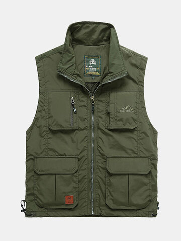 Loop Multi Pockets Vest