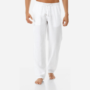 Thin Viscose Loose Pajamas Pants