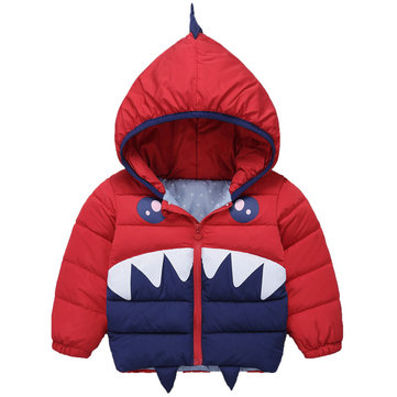 Dinosaur Boys Winter Coat Pour 2A-9Y