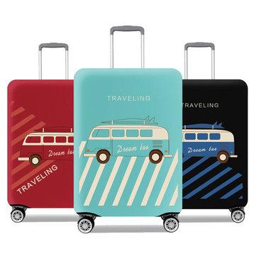Cobertura da mala de viagem da bagagem
