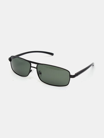 Men Dark Green Polarized Sunglasses Outdoor Sports Driving Glasses