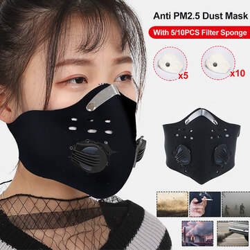 Anti PM2.5 Dust Mask