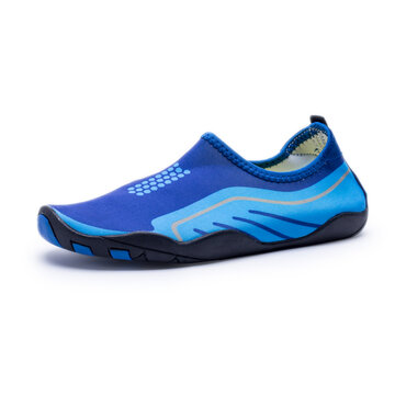 Men Fabric Snorkeling Diving Water Shoes