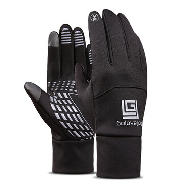 Waterproof Windproof Touch Screen Ski Cycling Gloves
