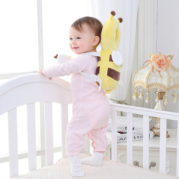 Baby Head Protect Pillow Bag For 3-18M