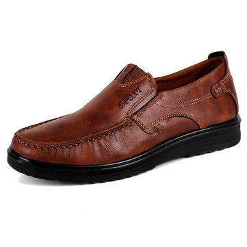 Menico Men Large Size Soft Sole Casual Shoes