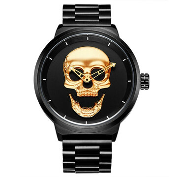 Montre Skull Men Fashion