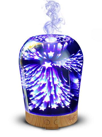 ديكبيست 3D الألعاب النارية الزجاج الروائح الناشر