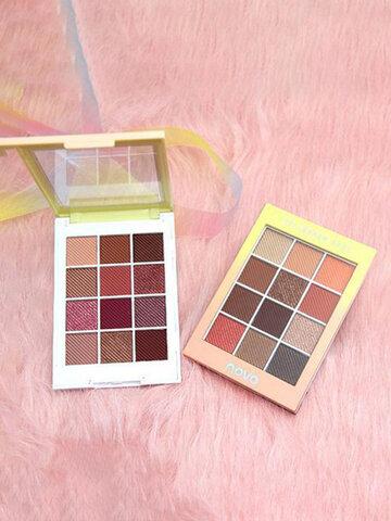 Rainbow Sugar Matte Eyeshadow Palett