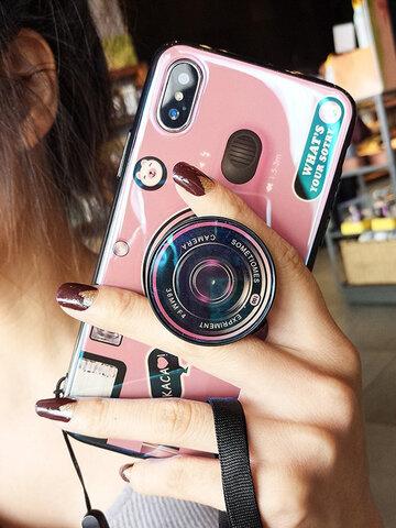 Anti-fall Soft Camera Phone Case