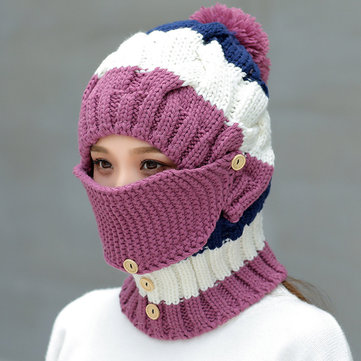 Winter Warm Knitted Hat