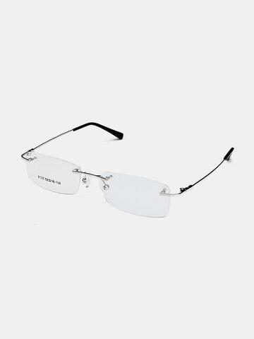 النظارات بدون شفة النظارات البصرية