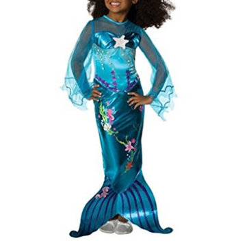 Costume cosplay per ragazze Mermaid Tail 4Y-13Y