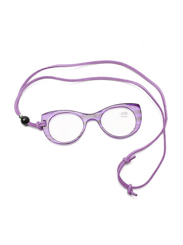 Hanging Light AC Hand Holding Reading Glasses