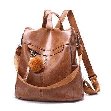 Multi-function Backpack Shoulder Bag For Women