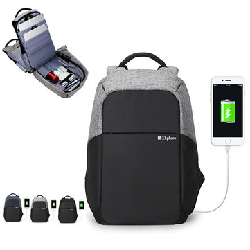 Ekphero Casual Anti-theft Backpack
