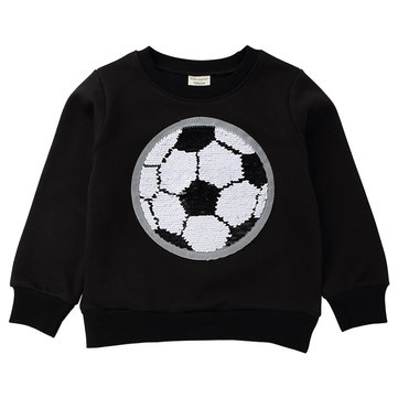 Boys Cartoon Cotton Sweatshirt 2Y-11Y
