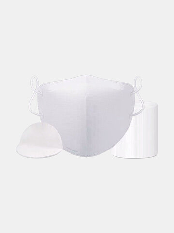 50 Pieces Disposable Mask Inner Pad without Mask