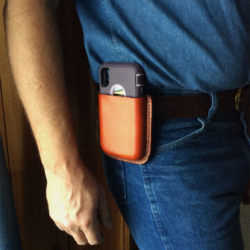 Heavy Duty Leather Holster