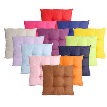 Sofa Chair Seat Soft Pure color Cushion