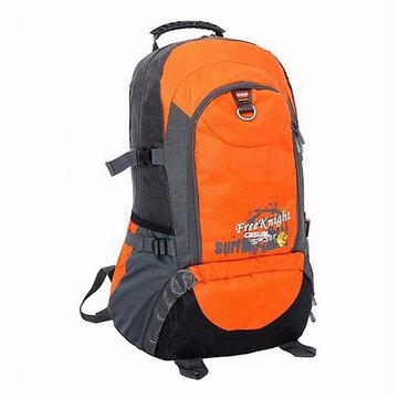 النساء الرجال كبيرة سعة حقيبة السفر الرياضة في الهواء الطلق تسلق 40L