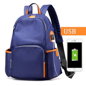 Con mochila adaptadora USD