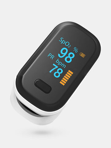 Portable Finger-Clamp Pulse Oximeter