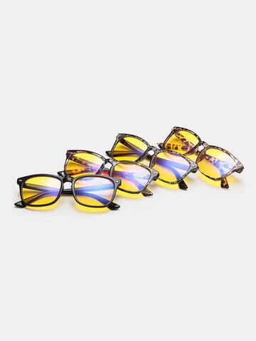 एंटी-ब्लू लाइट चश्मा
