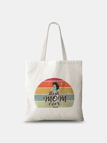Colorful Mother's Day Tote