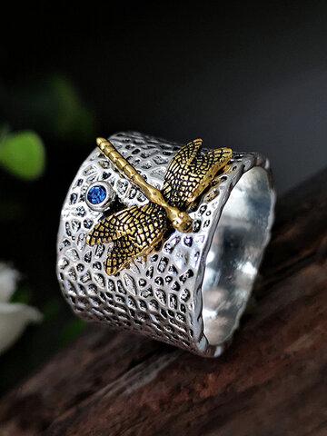 Dragonfly Women Ring