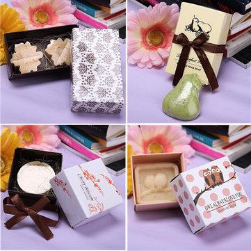 क्रिएटिव उपहार छोटे हस्तनिर्मित साबुन नवीनता MINI प्यार शादी के तोहफे
