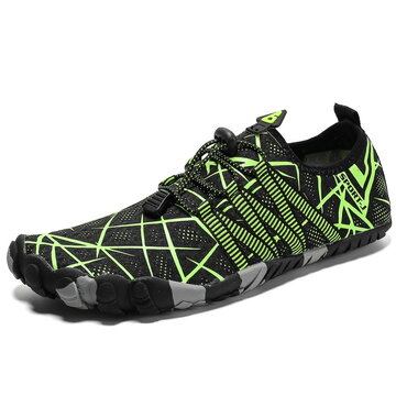Men Fabric Multifunctional Diving Water Shoes