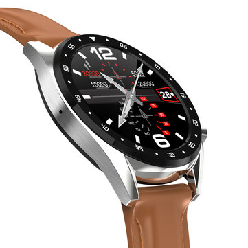 MICROWEAR L7 Edge To Edge Screen Smart Watches