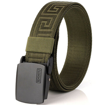 Nylon Canvas Belts Automatic Buckle