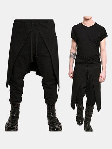 Harem Pantaloni con Stile Hip-Hop