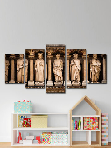 5 Panels Painting