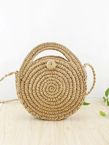 Straw Canteen Light Trave Bags