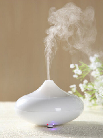 LED Color Changing Ultrasonic Humidifier Air Purifier Aroma Essential Oil Mini Diffuser
