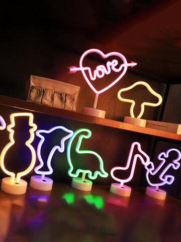Rainbow Led Neon Light