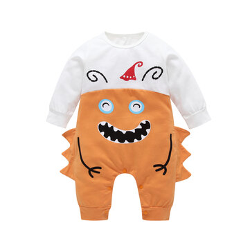 Baby Cosplay Romper For 0-24M