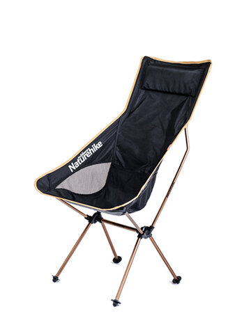 Naturehike  NH17Y010-L Aluminum Folding Chair Max Load 100KG